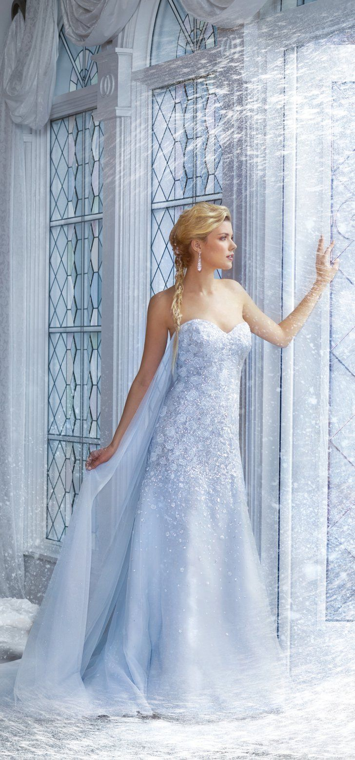 Which Disney Princess Wedding Dress Is Right For You | Disney ...