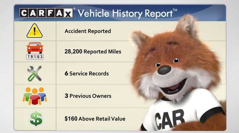 Free Carfax Report How To Get A Free Car Fax Report Free Cars
