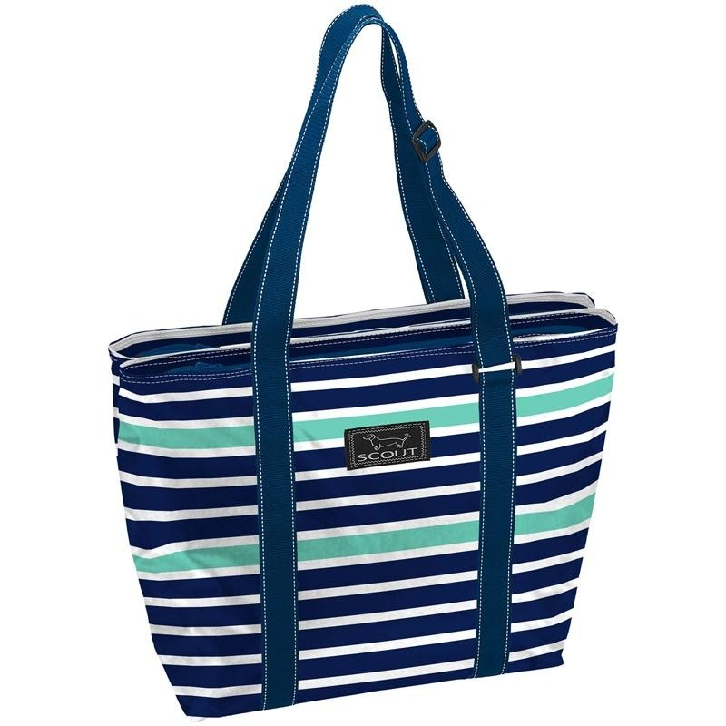 Double Wide Half Cooler Beach Bag Scout Bags
