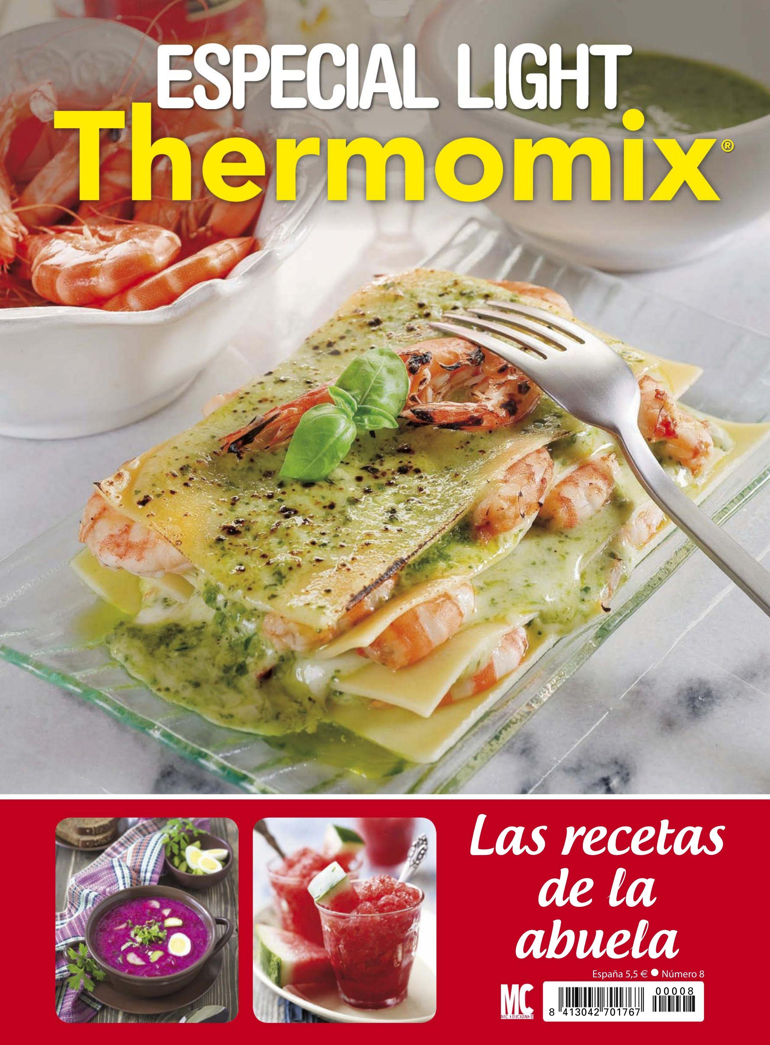 Especial Light Revista Thermomix Thermomix Recetas