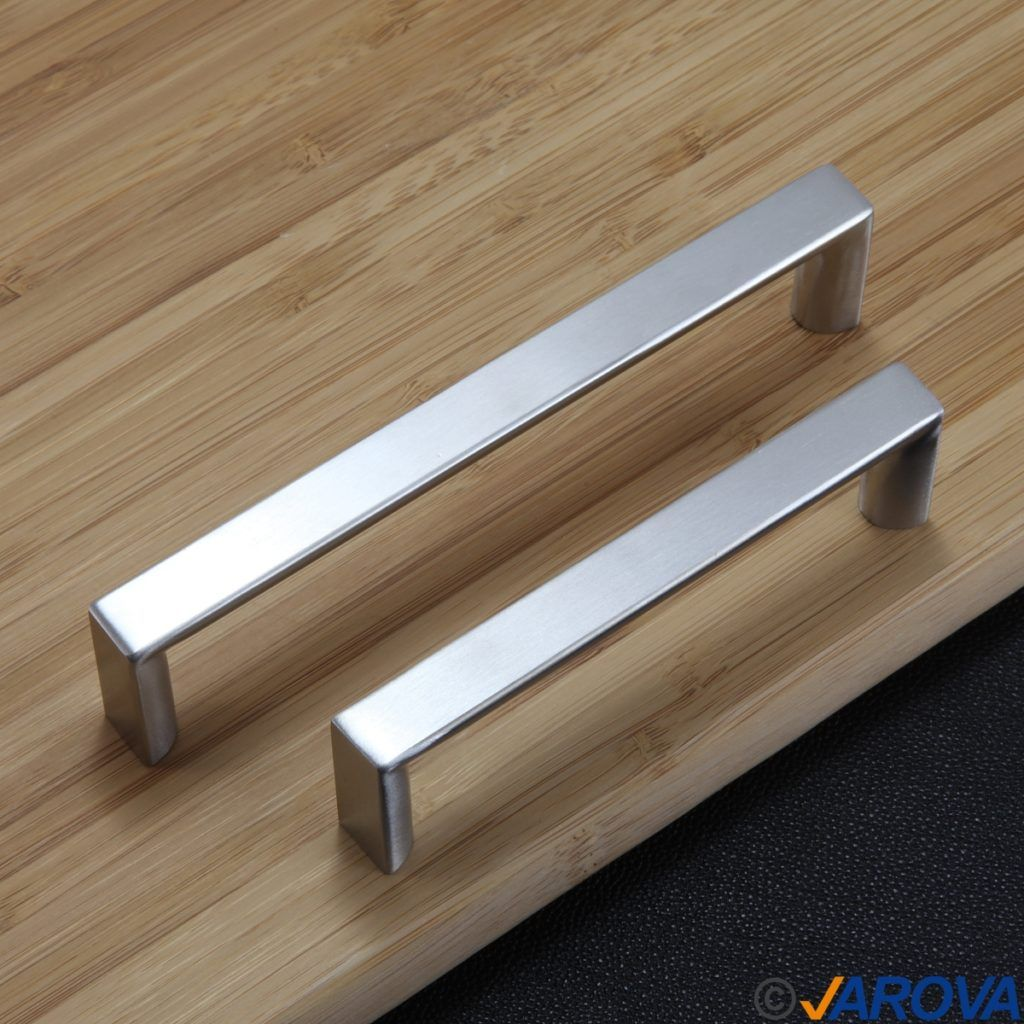 Brushed Stainless Steel Kitchen Cupboard Handles Kitchen Cupboard Handles Kitchen Door Handles Kitchen Cupboard Door Handles