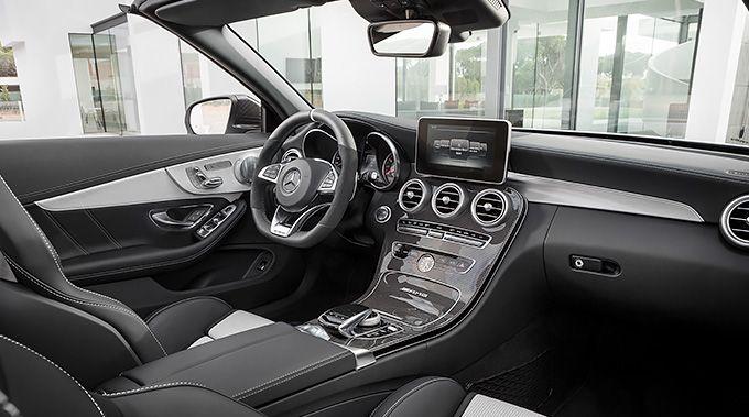 The New Mercedes Amg C 63 Cabriolet Mercedes Benz C63 Amg