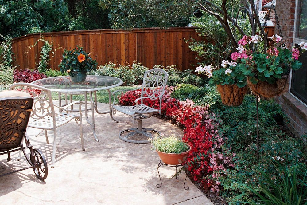 Backyard Landscaping Ideas For Texas Flower Mound