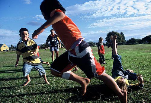 New Zealand Rugby New Zealand Rugby Rugby Kids Sports Camp
