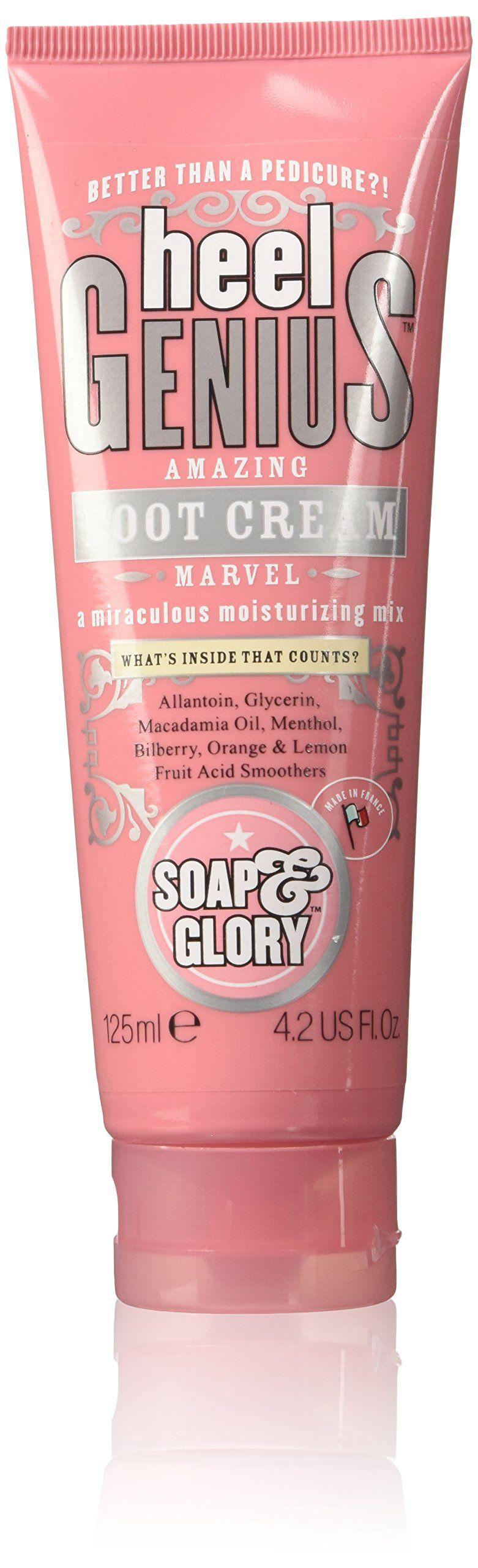 Soap & Glory Heel Genius 125ml Soap And