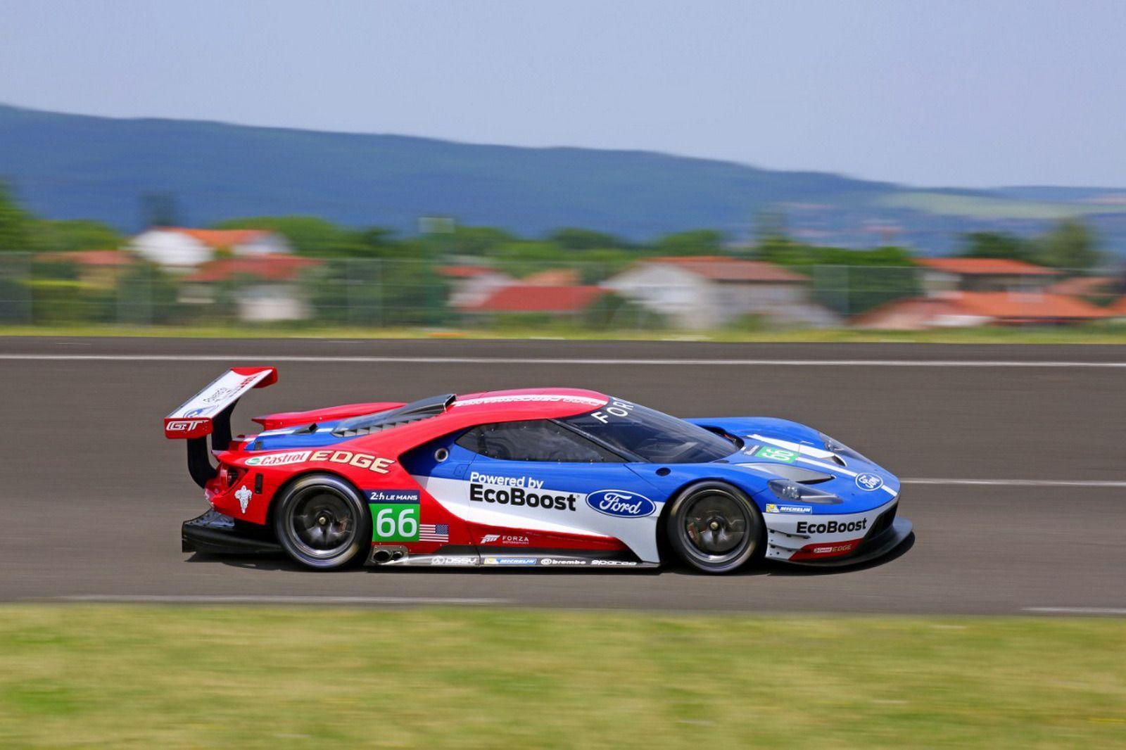 Ford Gt Volta A Le Mans