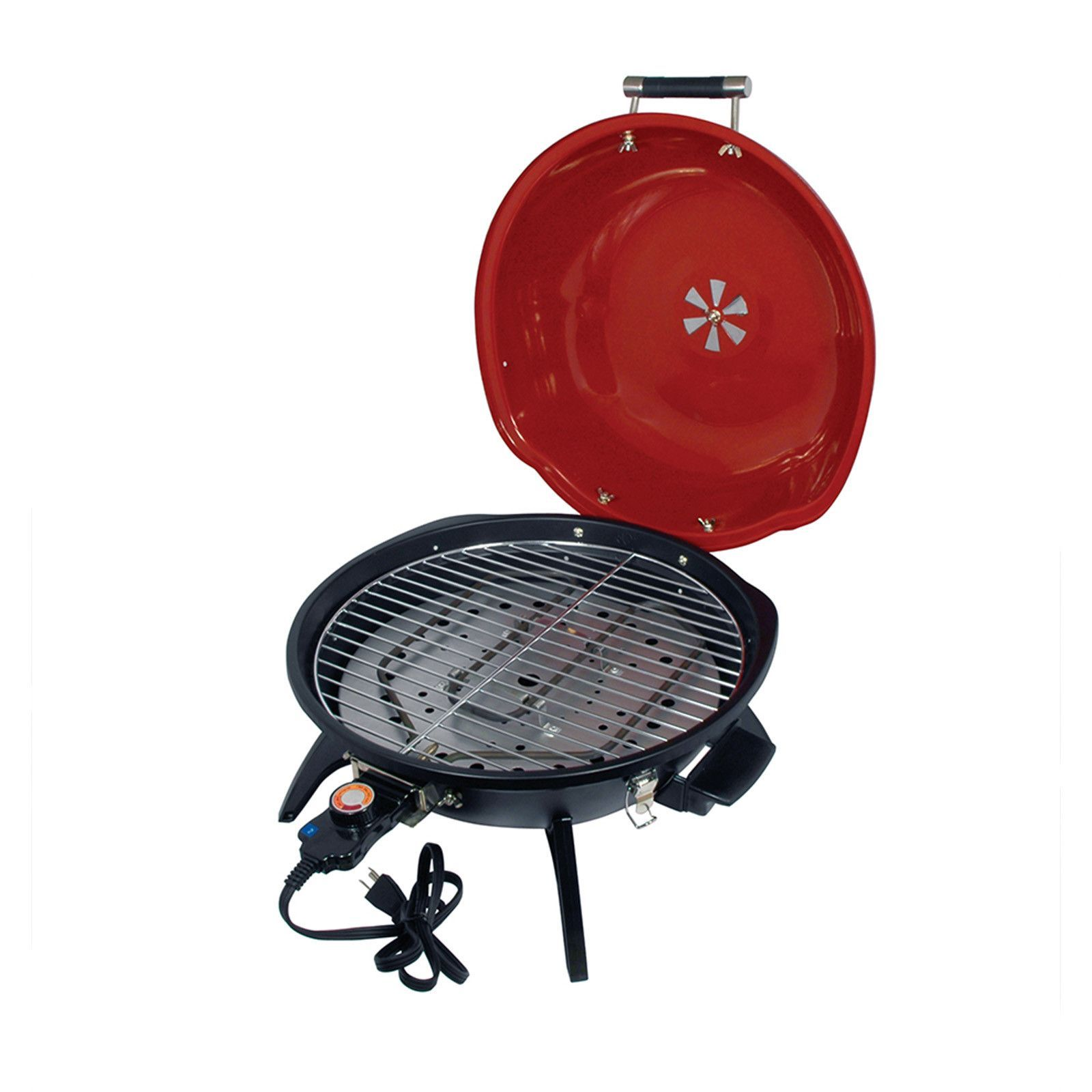 Better Chef 15 inch Electric Tabletop Barbecue Grill
