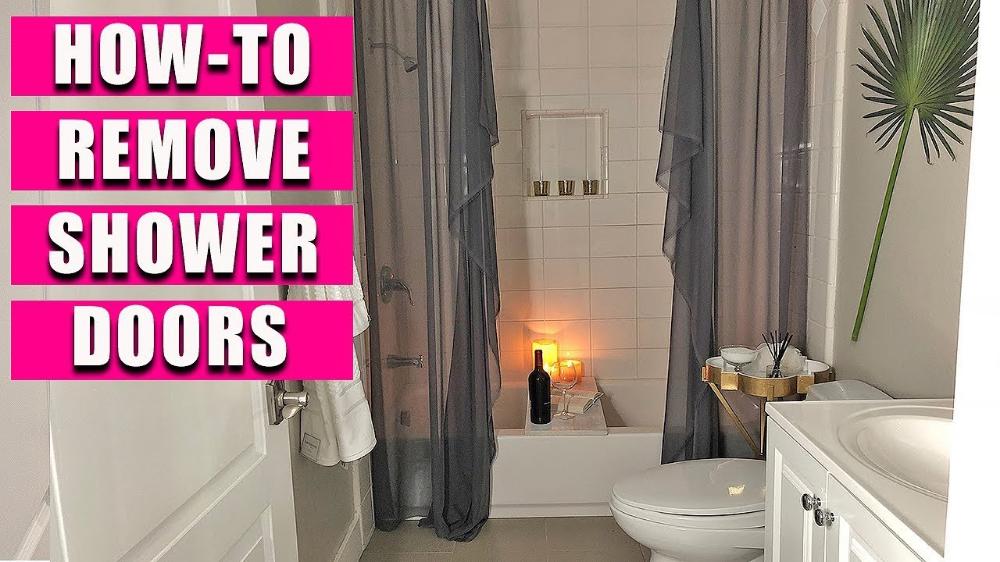 Removing Glass Shower Panels Bath Google Search Shower Doors