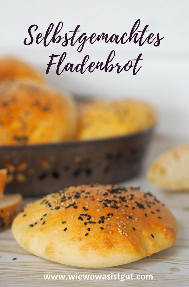 Homemade Mini-Fladenbrote – wiewowasistgut.com
