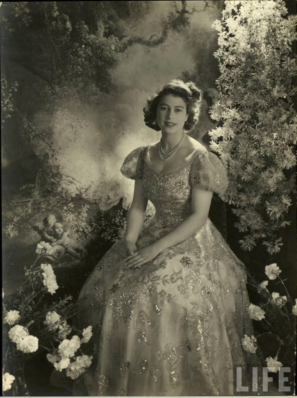 Queen Elizabeth II was born Princess Elizabeth Alexandra