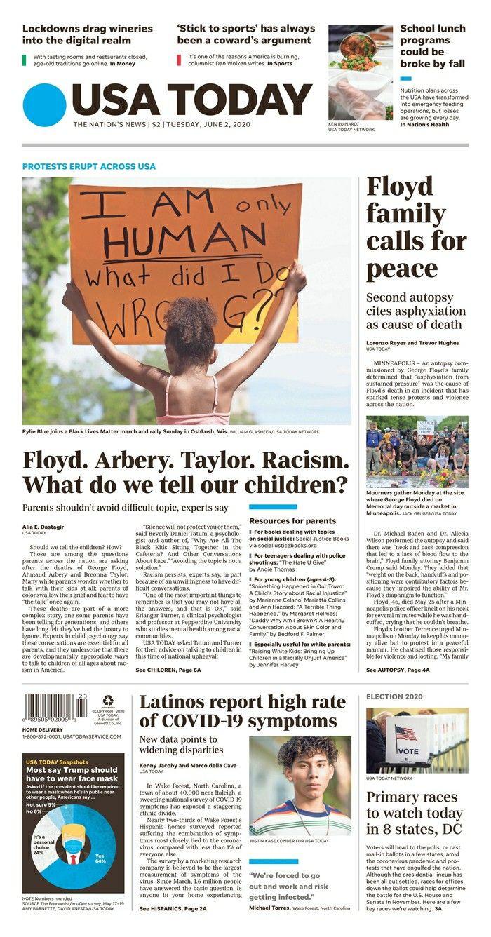 USA News: November 2010