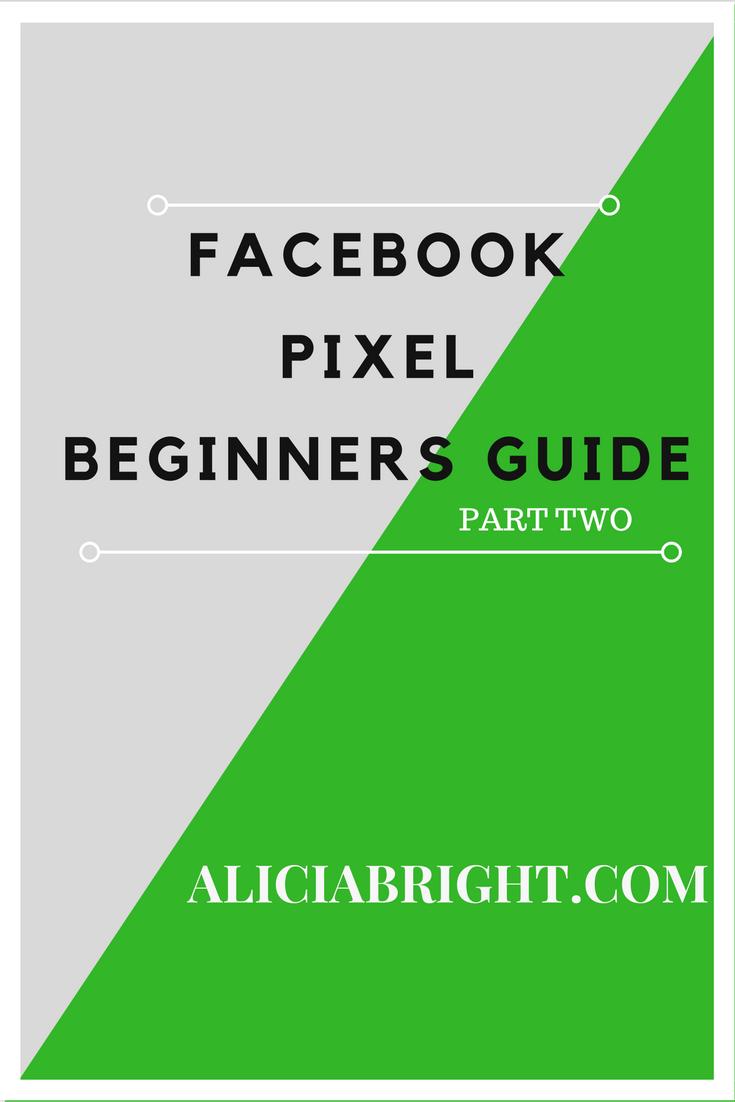 facebook pixel beginners guide part two blogging and facebook rh pinterest co uk My Facebook Homepage Facebook Advertising