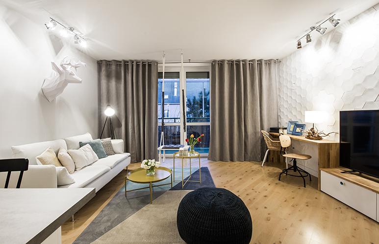 Salon I Kuchnia Aranzacje Doroty Szelagowskiej Inspiracje I Porady Home Decor Home Living Room