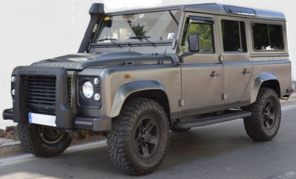 Pin On 4x4 S For Sale In Spain