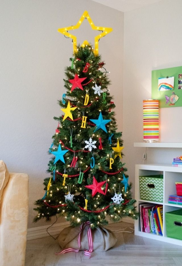 Kid friendly Christmas tree decorations | Christmas Ideas ...