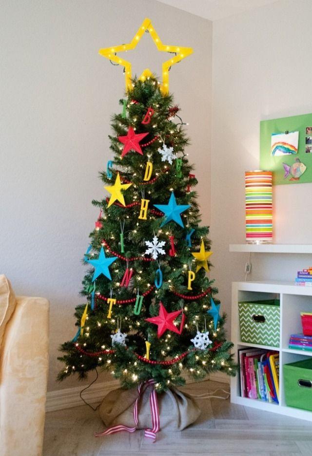 Christmas Tree Decorations Kids
