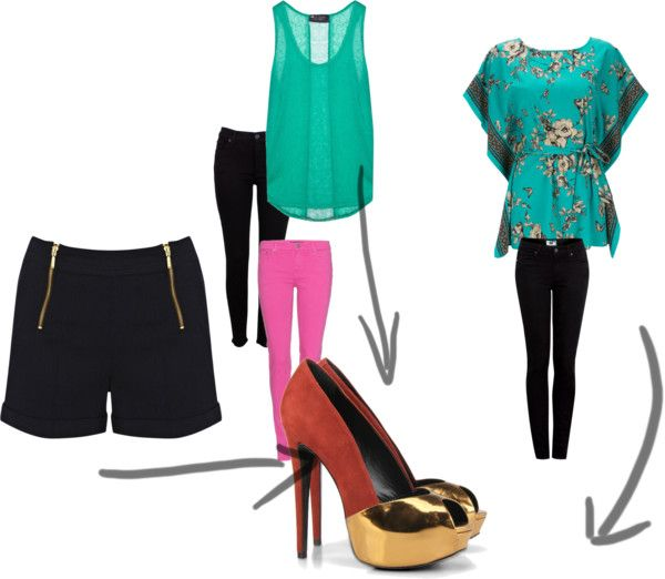 """""""ONE SHOES DOES WONDERS"""" by ngulubewinnie on Polyvore"""
