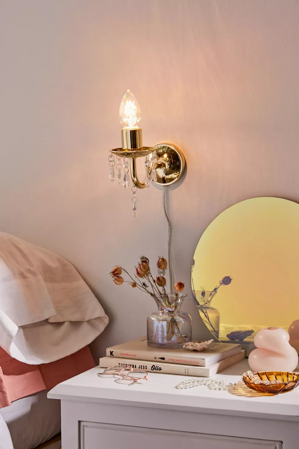 Beatrice Sconce in 2020 | Aesthetic room decor, Home, Home decor