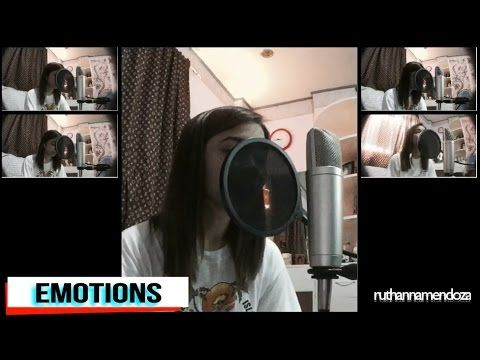 Emotions (Bee Gees / Destiny's Child) Cover Ruth Anna