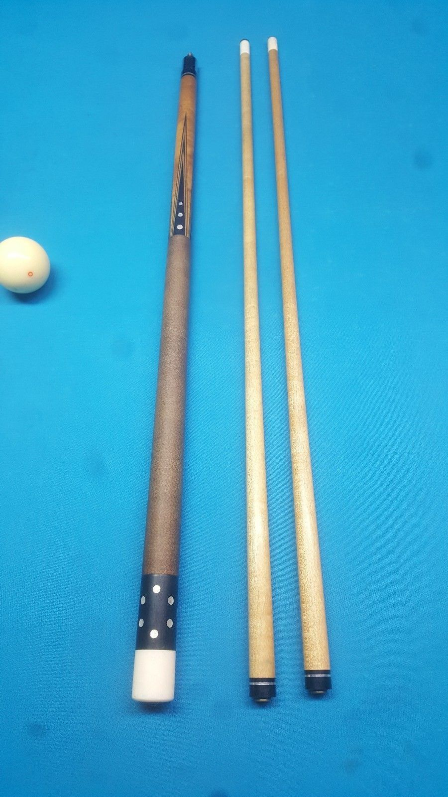 Original george balabushka pool cue | Pool: vintage and modern in