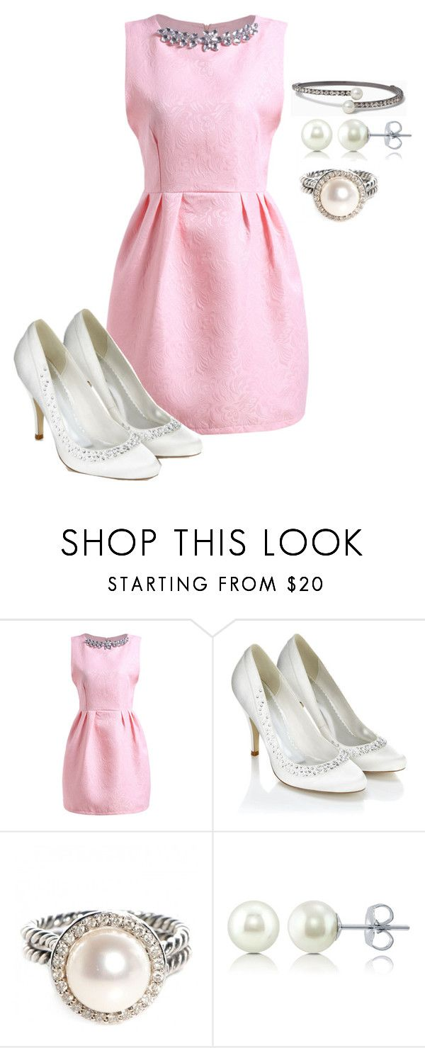 """Untitled #1508"" by jea559 ❤ liked on Polyvore featuring Monsoon, David Yurman and BERRICLE"