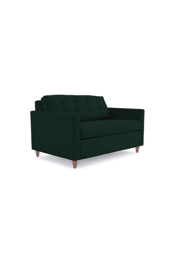 Eliot Twin Sleeper Sophisticated Bedroom Sofa Furniture Twin Sleeper Chair