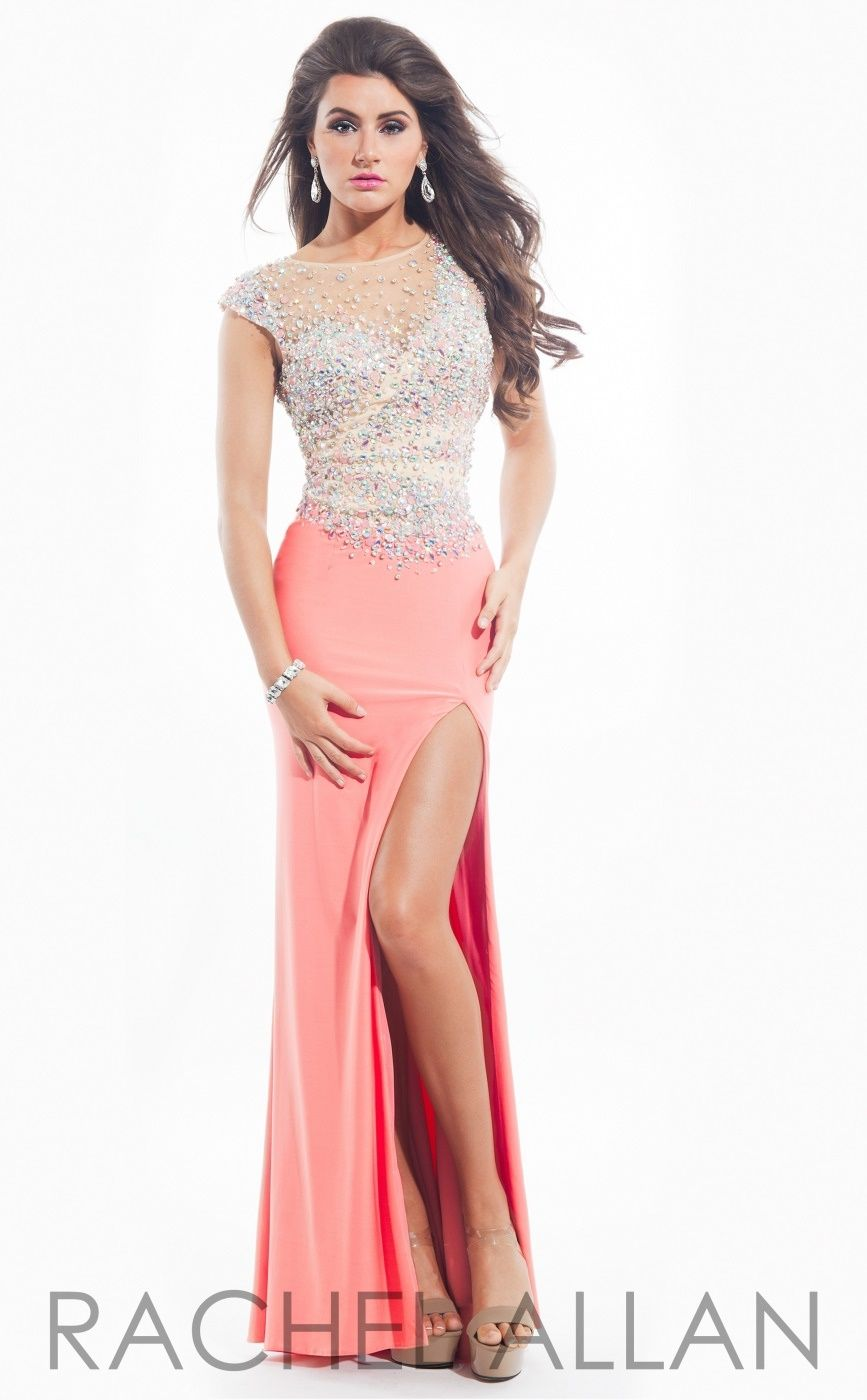 Rachel Allan Prom Dress 6973 Long Gown - Everything4pageants.com ...