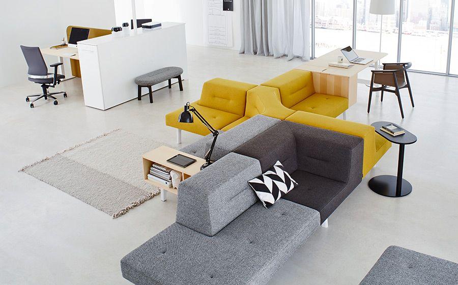 Lounge Ophelis Hersteller Von Buromobeln Mobelideen Innenausstattung Buro Produktdesign