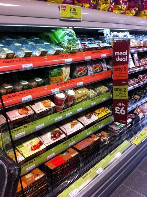 SPAR meal deals by Minale Tattersfield Roadside Retail, via Flickr