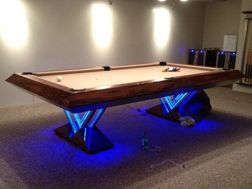 Astounding Lighting Legs Pool Tables Contemporary Design Pool Table Download Free Architecture Designs Scobabritishbridgeorg