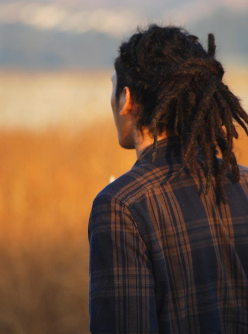 Asian Men S Deadlocks In 2020 Dreadlock Hairstyles For Men Long Hair Styles Men Long Dreads
