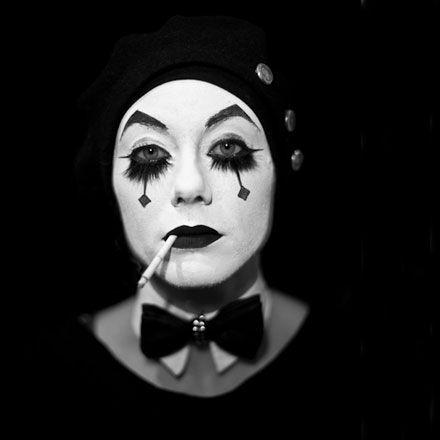 Vintage circus makeup | Halloween Ideas | Pinterest ...