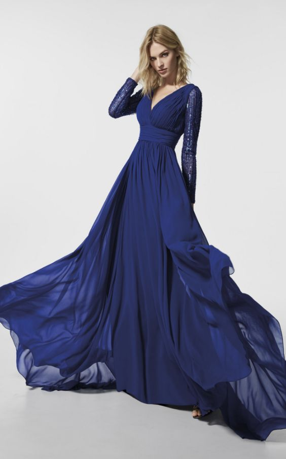 Dress Inspiration - Pronovias | Dress ideas, Gowns and Unique fashion