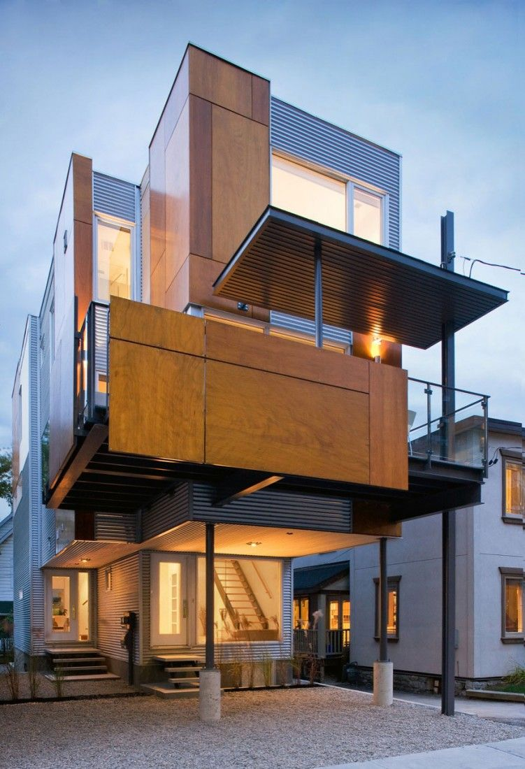 Compact house design competition