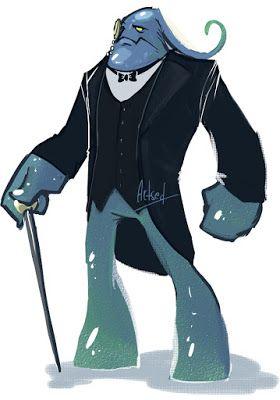 gentleman Zac