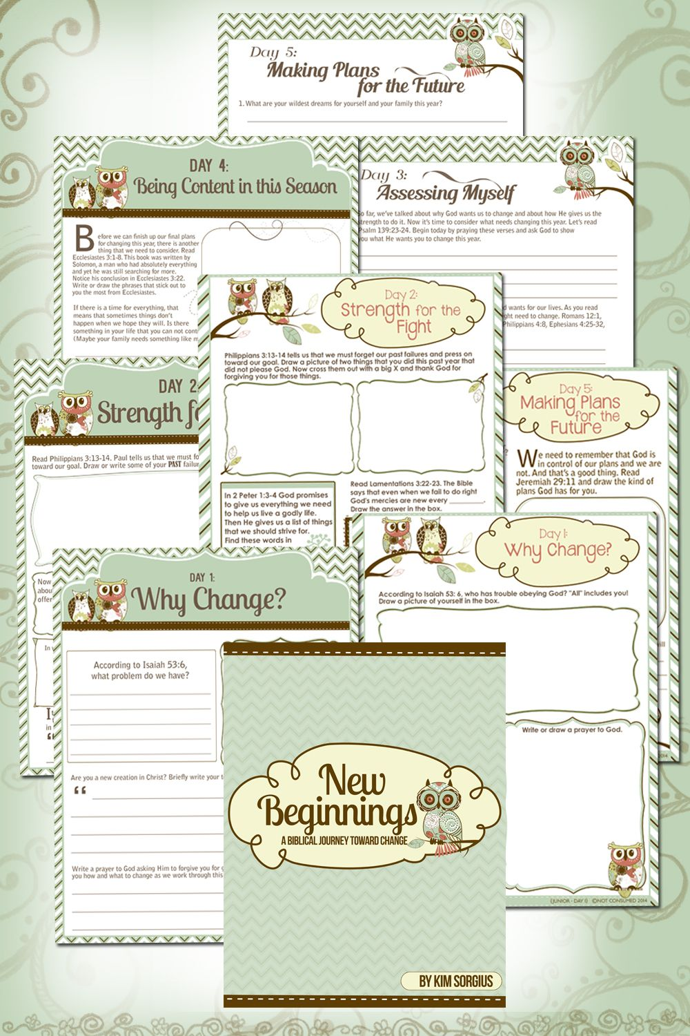 Setting New Years Goals For Your Homeschool Family Bible Study Bible Study Scripture Study
