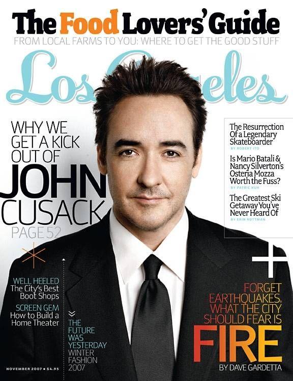 Cover Archive Los Angeles Magazine Magazine Cover Cover Magazine Design