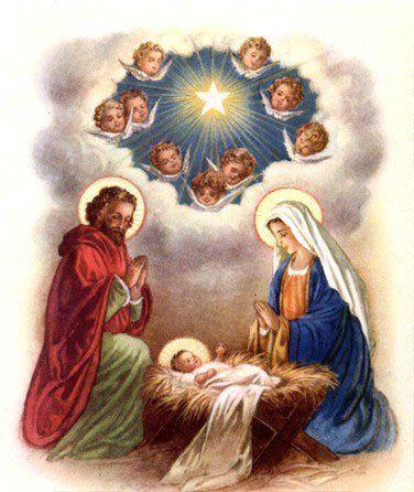 Vintage Jesus  Jesus  Vintages Cards  Christmas Wallpapers