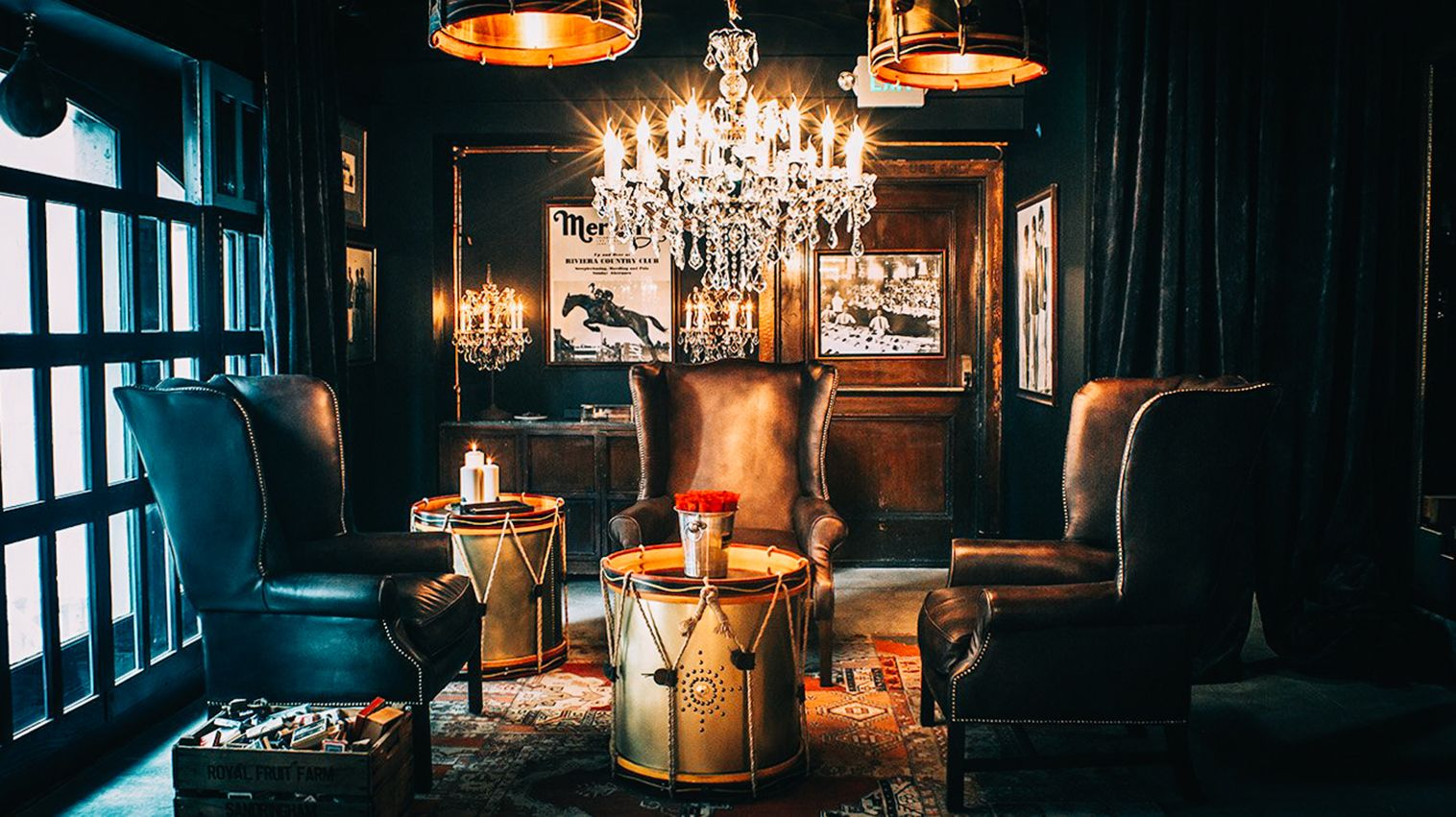 A Private Club In Los Angeles With A Speakeasy That S Over A Hundred Years Old Speakeasy Decor Blue Rooms Speakeasy