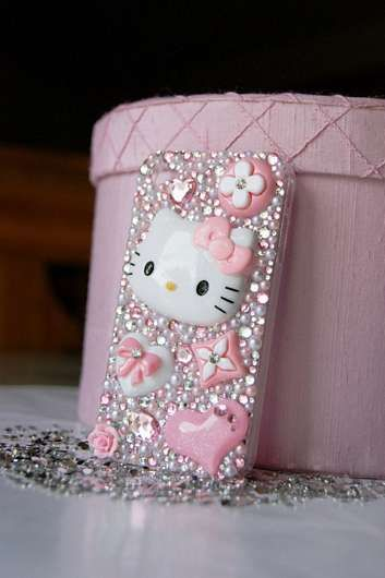 Hello Kitty Soft Pink Phone Case