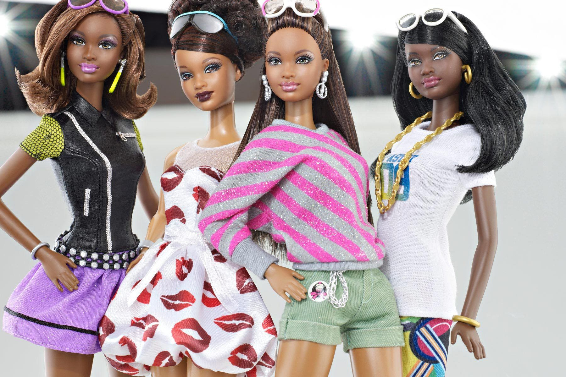 African American Barbie Dolls that Broke Barriers Black
