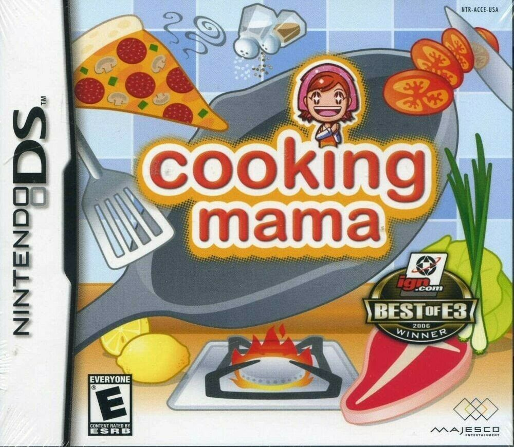 Details about Cooking Mama Culinary Nintendo DS Game
