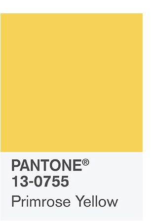 Shade Of Yellow about us - pantone color institute releases spring 2017 fashion