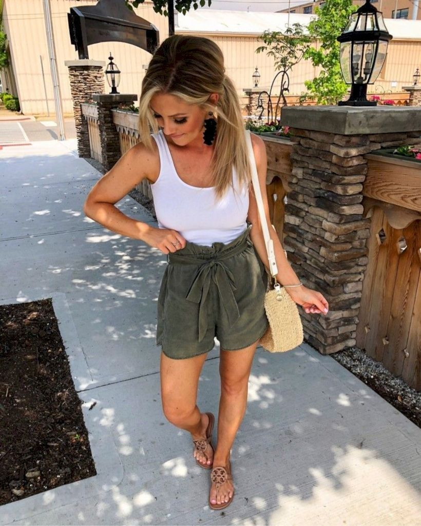 455feda0b42cc Most Popular Casual Outfit Ideas to Wear This Summer 10 - Outfital.com