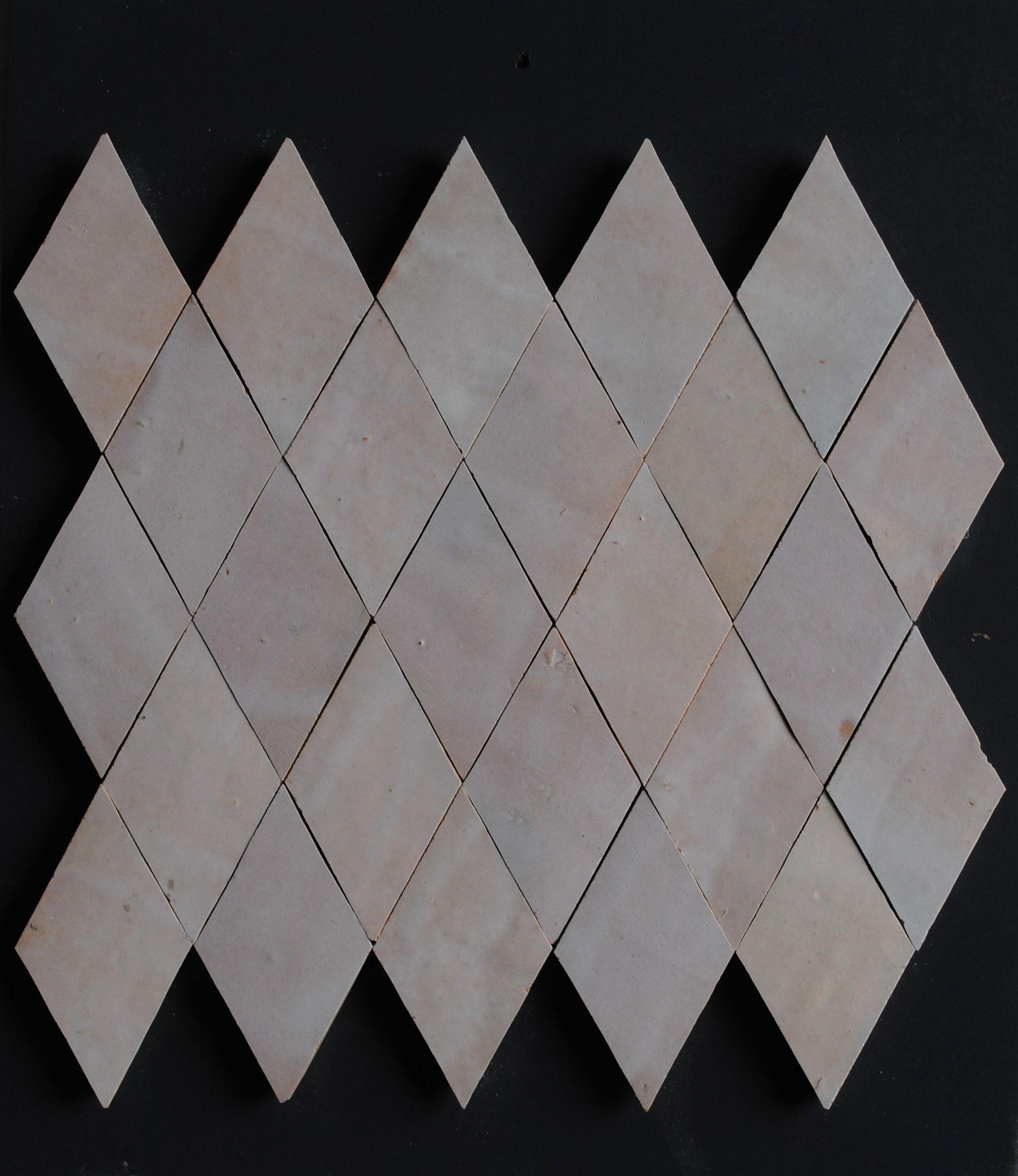 Diamond Zellij Tile Hand Made Manufacture Http Www