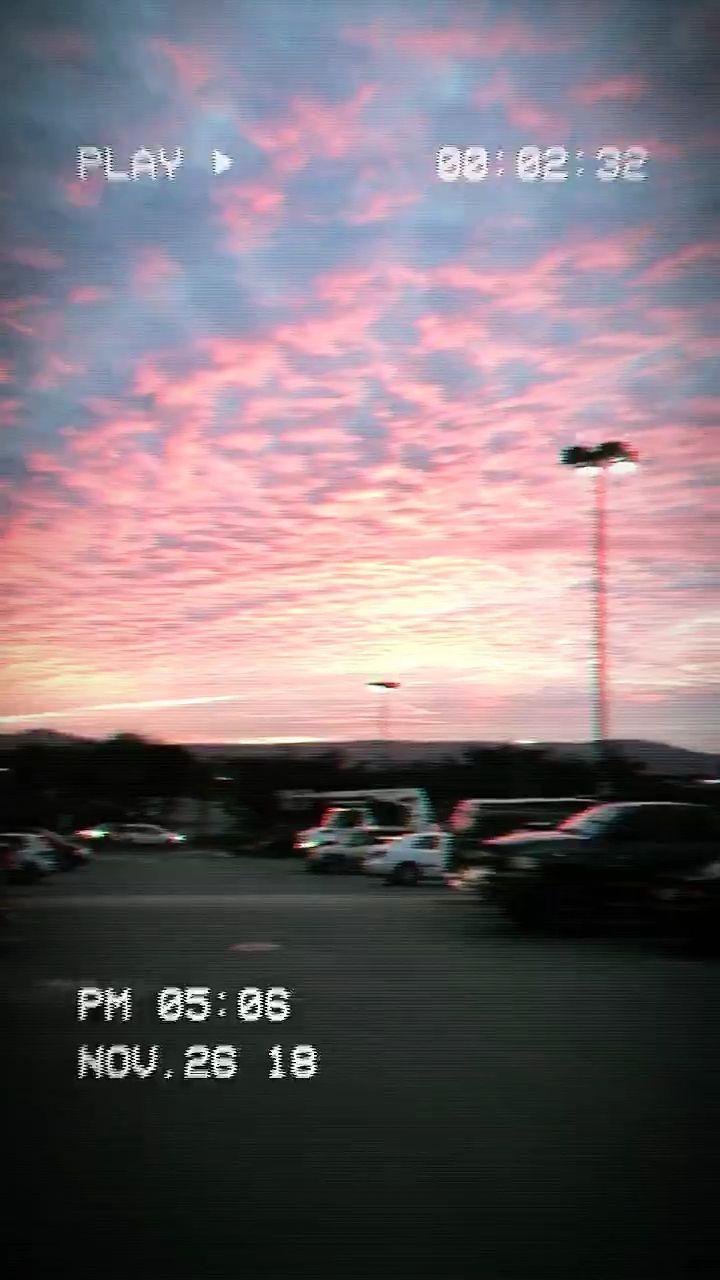 Sunset Sunset Sky Aesthetic Sky Art Sky Photography
