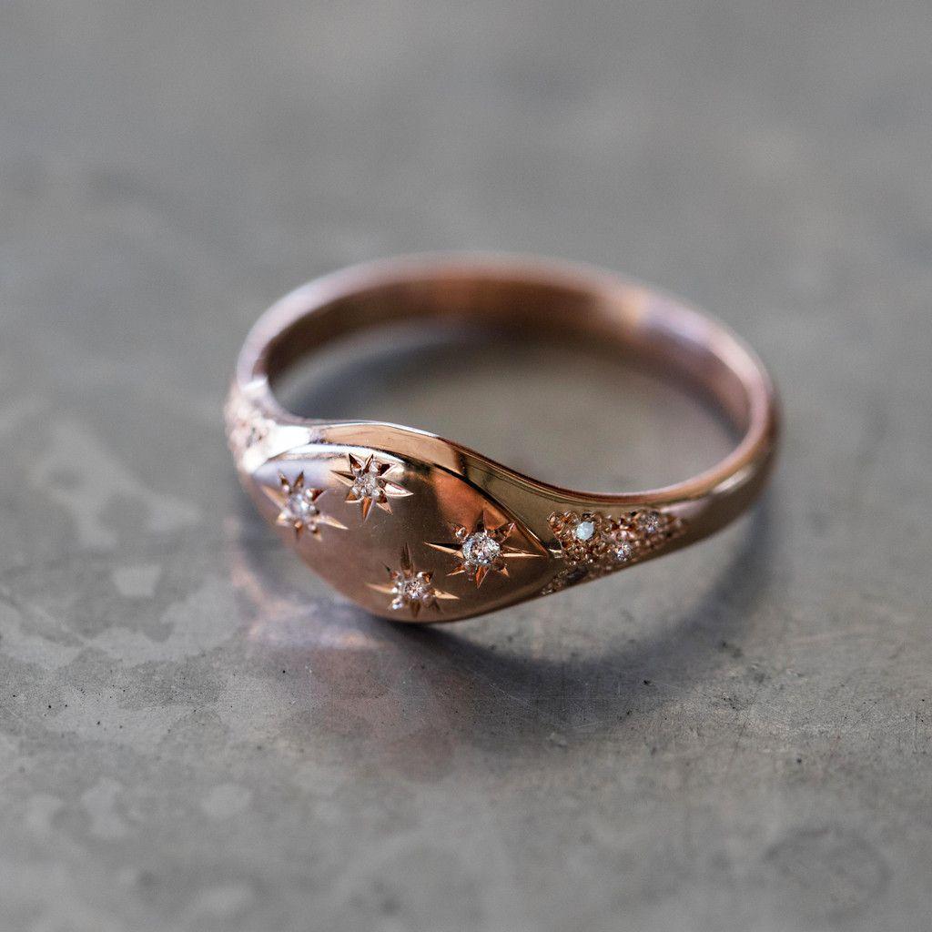 Sandstone Signet Ring