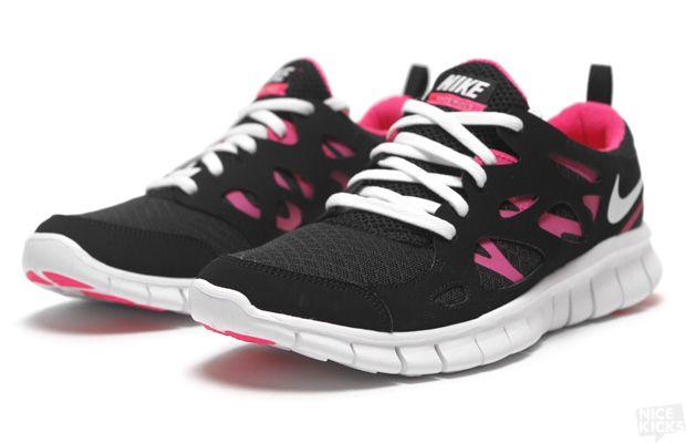 e8d206ead982 Nike Girls Free Run 2