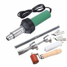 1500W Kunststoff Heißluft Schweißpistole/Schweißbrenner 3 Jahre Garantie UK plug