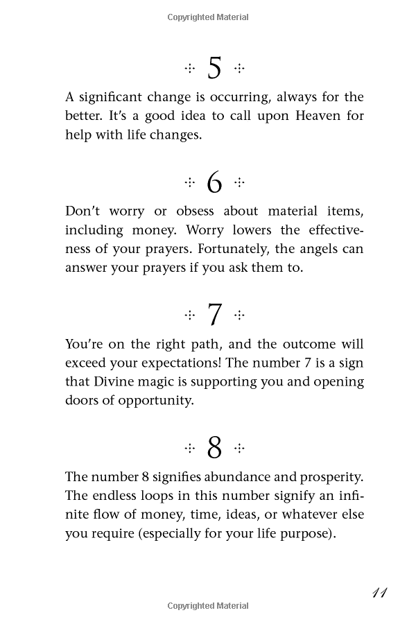 Angel Numbers 101 The Meaning Of 111 123 444 And Other Number